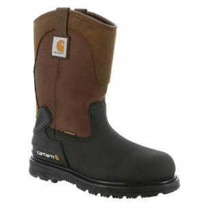 Carhartt Core Insulated Pull On Men's Black Boot 14 W