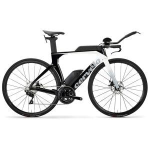 Cervelo P-Series 105 Disc Triathlon Bike '20  - White/Grey - Size: 56