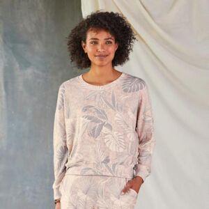 Sundance Catalog Women's Palms Cozy Sweater in Rosebud Large  - Rosebud - female - Size: Large