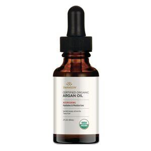 Swanson Premium Certified Organic Argan Oil 2 fl oz Liquid
