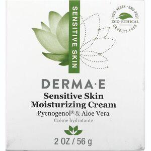 Derma E Sensitive Skin Moisturizing Cream 2 oz Cream Skin Care