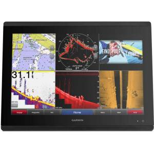 "Garmin GPSMAP 8624 - 24"" MFD US BlueChart g2 HD/LakeVu HD - 010-01512-01"