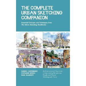 QUARRY BOOKS The Complete Urban Sketching Companion: Volume 10 by Shari Blaukopf