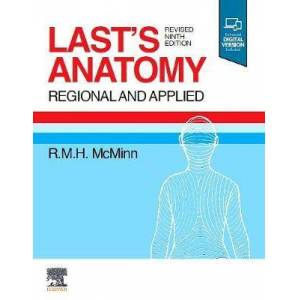 Elsevier Australia Last's Anatomy - Revised Edition by Robert M. H. McMinn