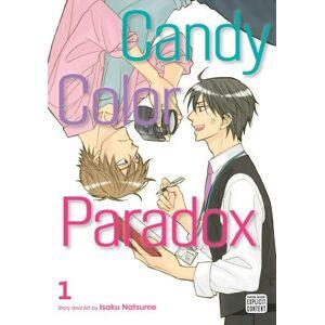 Viz Media, Subs. of Shogakukan Inc Candy Color Paradox, Vol. 1 by Isaku Natsume