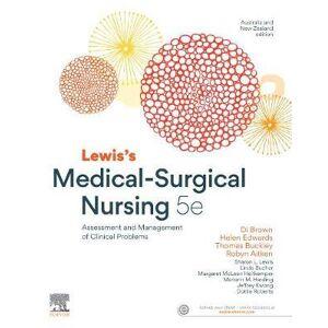 Elsevier Australia Lewis's Medical-Surgical Nursing by Diane Brown