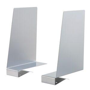Elfa Classic Solid Shelf Book Supports