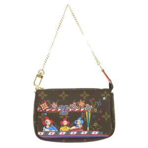 Louis Vuitton Monogram Canvas Vivienne Mini Pochette Accessoires Bag