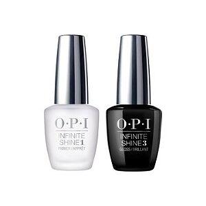 OPI Infinite Shine Long Wear Nail Polish Base Coat & Top Coat Duo