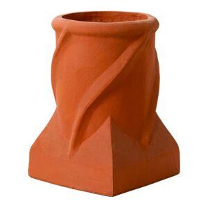 Superior Clay Corporation Superior Large Savoy Clay Chimney Pot