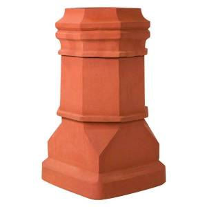 Superior Super Magnum Edwardian Clay Chimney Pot