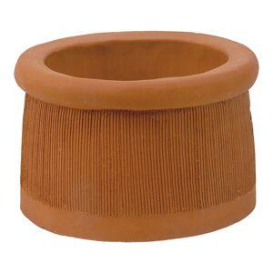 Sandkuhl Clay Works, Inc. Sandkuhl Windsor Short Clay Chimney Pot