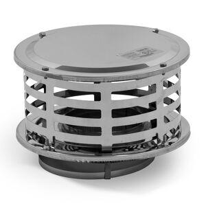 "Champion 8"" Champion 316L Stainless Steel Standard Rain Cap"
