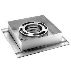 "DuraVent 8"" DuraPlus Flat Ceiling Support Box"