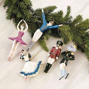 Ballard Designs Nutcracker Ornaments - Ballard Designs