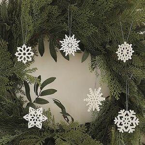 Ballard Designs Cut Out Snowflake Ornaments - Ballard Designs
