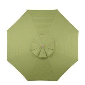 Ballard Designs 11' Patio Umbrella Replacement Canopy Canvas Petal Sunbrella - Ballard Designs