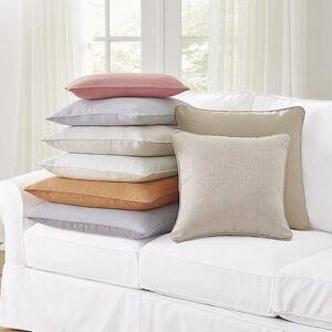 """Ballard Designs """"Suzanne Kasler Signature 13oz Linen Pillow Cover Fog 12"""""""" x 20"""""""" - Ballard Designs"""""""