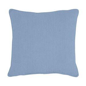 "Ballard Designs ""Outdoor Throw Pillow Canvas Cornflower 20"""" x 20"""" - Ballard Designs"""