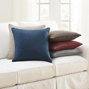 Ballard Designs Andrea Herringbone Pillow Cover Mist - Ballard Designs