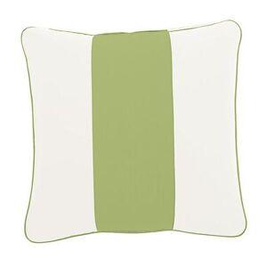 "Ballard Designs ""Color Block Indoor/Outdoor Pillow Cover Spa/Sand 12"""" x 20"""" - Ballard Designs"""