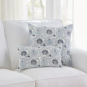"""Ballard Designs """"Rochelle Floral Pillow Cover 12"""""""" x 20"""""""" - Ballard Designs"""""""
