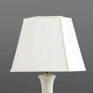 """Ballard Designs """"Couture Hexagonal Lamp Shade - Black Linen 16"""""""" - Ballard Designs"""""""