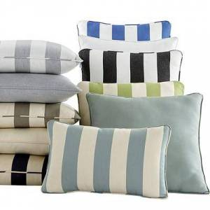 "Ballard Designs ""Outdoor Throw Pillow Canvas Taupe 20"""" x 20"""" - Ballard Designs"""