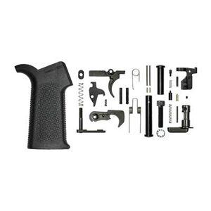 Aero Precision Ar .308 M5 Lower Parts Kits W/ Moe Sl Grip - M5 Lower Parts Kit W/ Moe Sl Grip - Blk