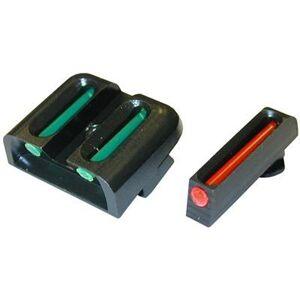 Truglo Fiber Optic Brite-Site Sight Sets For Glock - 131g1 Fo Brite-Site For Glock 17,17l,19,22,23,2
