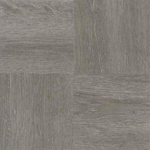 "Achim Home Dcor ""Nexus 12"""" x 12"""" Self Adhesive Vinyl Floor Tile by Achim Home Dcor in Charcoal Grey Wood"""