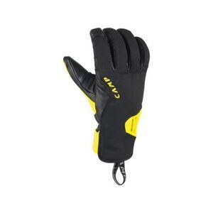 C.A.M.P. Men's Accessories Geko Ice Alpine Gloves - Unisex Black / Yellow Extra Large Model: 2820XL