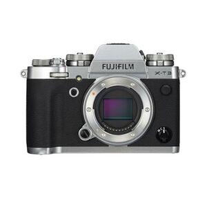 Fuji Action Cameras X-T3 Digital Camera w/ XF8-55mm Lens Kit Silver Medium Model: 16589199