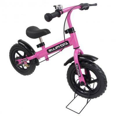"""Costway """"Costway 12"""""""" Three Colors Kids Bike Bicycle with Brakes and Bell-Pink"""""""