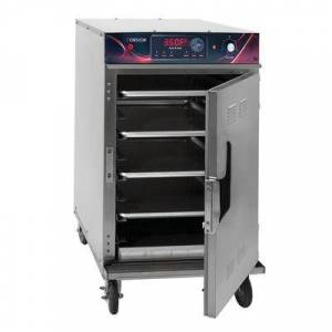 Cres Cor 1000-CH-SK-SPLIT-STK-DX Commercial Smoker Oven w/ Cook & Hold, 208-240v/1ph