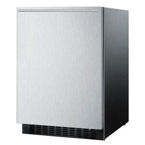 """Summit """"Summit FF64BXSSHH 23 5/8"""""""" W Undercounter Refrigerator w/ (1) Section & (1) Door, 115v"""""""