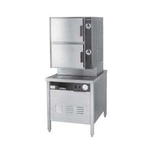 Groen HY-10SE-24 (10) Pan Convection Steamer - Cabinet, 208v/3ph
