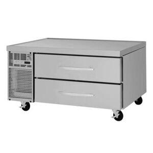 """Turbo Air """"Turbo Air PRCBE-48F-N 48"""""""" Chef Base Freezer w/ (2) Drawers - 115v"""""""