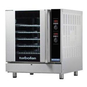 Moffat G32D5 Turbofan? Single Full Size Natural Gas Convection Oven - 33,000 BTU