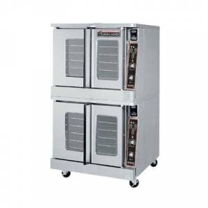 Garland MCO-ED-20 Double Full Size Electric Convection Oven - 20.8 kW, 208v/1ph