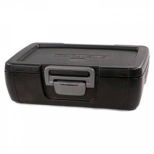Carlisle IT14003 Cateraide? Insulated Food Carrier - 12 qt w/ (1) Pan Capicity, Black