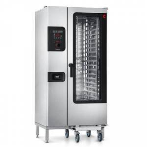 Convotherm C4 ED 20.10ES Half-Size Roll-In Combi-Oven, Boilerless, 208 240v/3ph
