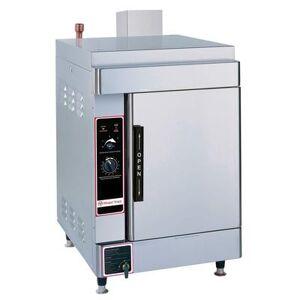 Rio Market Forge SIRIUS II-6 (6) Pan Convection Steamer - Countertop, Liquid Propane