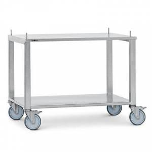 Convotherm CST10OBCA-4 Oven Stand w/ Casters for C4 6.10 & 10.10 Models
