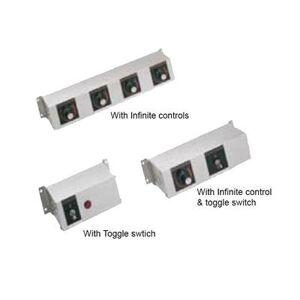 """Hatco """"Hatco RMB-20AC 20"""""""" Remote Control w/ 2 Toggle, 2"""""""" Finite & 2 Lights, 240v/1ph"""""""