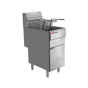 Cecilware Pro FMS705NAT Gas Fryer - (1) 70 lb Vat, Floor Model, Natural Gas