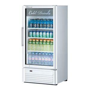 "Turbo Air ""Turbo Air TGM-10SD-N6 26"""" One Section Glass Door Merchandiser, (1) Right Hinge Door, 115v"""