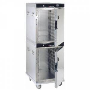 Cres Cor H-339-214C Full Height Insulated Mobile Heated Cabinet w/ (16) Pan Capacity, 120v