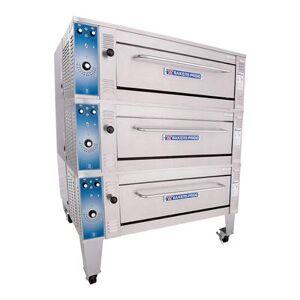 Bakers Pride EB-3-8-3836 Multi Purpose Triple Deck Oven, 208v/3ph