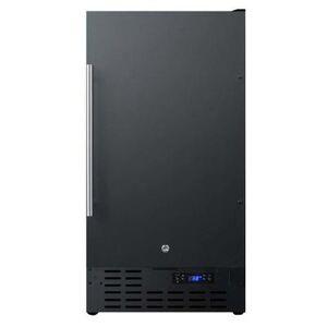 "Summit ""Summit FF1843BADA 17 3/4"""" W Undercounter Refrigerator w/ (1) Section & (1) Door, 115v"""